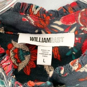 William Rast Tops - William Rast Floral Top